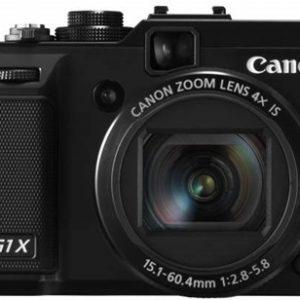 Máy ảnh kỹ thuật số Canon PowerShot G1X (G1-X)- 14.3 MP