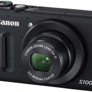 Máy ảnh kỹ thuật số Canon PowerShot S100 – 12.1 MP