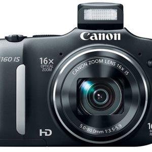 Máy ảnh kỹ thuật số Canon PowerShot SX 160IS (SX 160 IS / SX160 IS) – 16.0MP