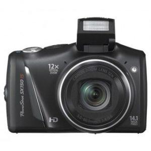 Máy ảnh kỹ thuật số Canon PowerShot SX150IS (SX 150IS / SX 150 IS) – 14.1MP