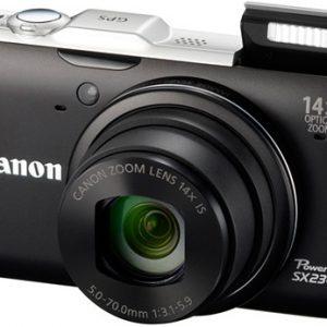 Máy ảnh kỹ thuật số Canon PowerShot SX230HS (SX230 HS / SX 230HS) – 12.1MP