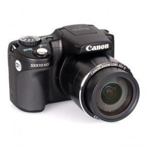 Máy ảnh kỹ thuật số Canon PowerShot SX510HS (SX510 HS) – 12.1 MP