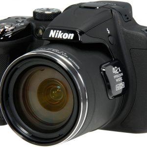 Máy ảnh kỹ thuật số Nikon Coolpix P530 – 16 MP
