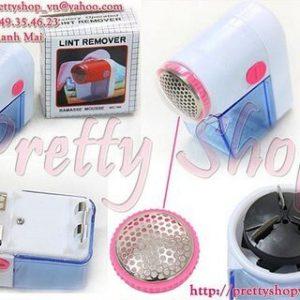 Máy cắt lông xù quần áo mini dùng 2 pin AA – GD041