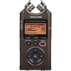 Máy ghi âm Tascam DR-40