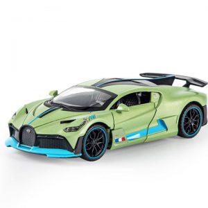 Mô hình xe Bugatti Divo tỷ lệ 1:32