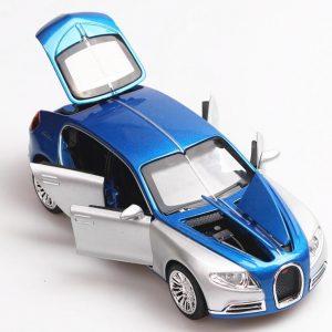 Mô hình xe Bugatti Galibier 1:32