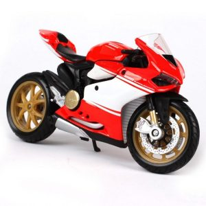 Mô hình xe Ducati 1199 Superleggera 1:18 Maisto
