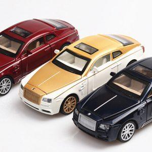 Mô hình xe Rolls-Royce Wraith 1:32 Double Horses
