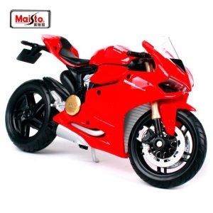 Mô hình xe mô tô Ducati 1199 Panigale 1:18 Maisto