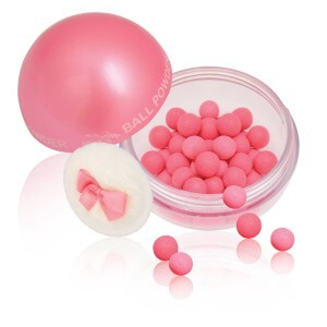 Phấn má hồng MIRA ball powder – Dạng viên tròn