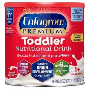 Sữa Enfagrow Premium Toddler Nutritional Drink – 1.04kg (Trên 1 tuổi)