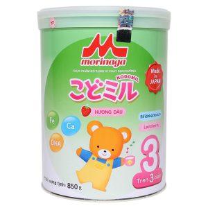Sữa Morinaga Kodomil số 3 850g (Trên 3 tuổi)