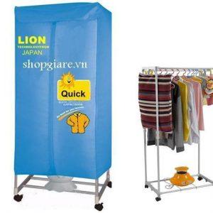Tủ sấy quần áo Lion H802F (802F)