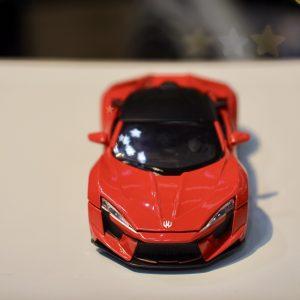 Xe mô hình Fenyr Supersport 1:24