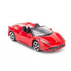 Xe mô hình Ferrari 458 Bburago 1:24