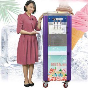 Máy làm kem tươi Jingling BQ 2018 (BQ-620Y)