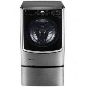 Máy giặt sấy Twin Wash LG F2721HTTV – giặt 21kg, sấy 12kg, Inverter