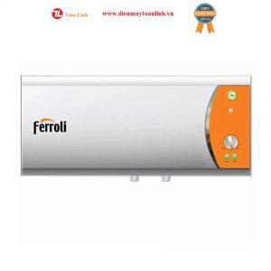 Máy tắm nóng gián tiếp Ferroli VERDI DE 15L – cao cấp