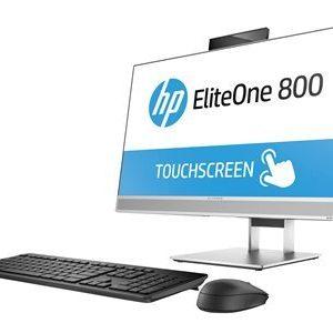 Máy tính để bàn HP EliteOne 800 G4 Touch 4ZU50PA – Intel Core i7-8700, 16GB RAM, HDD 1TB, Intel UHD Graphics, 23.8 inch
