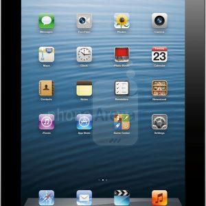Máy tính bảng Apple iPad 4 Retina + Cellular – 32GB, Wifi + 3G/4G, 9.7 inch