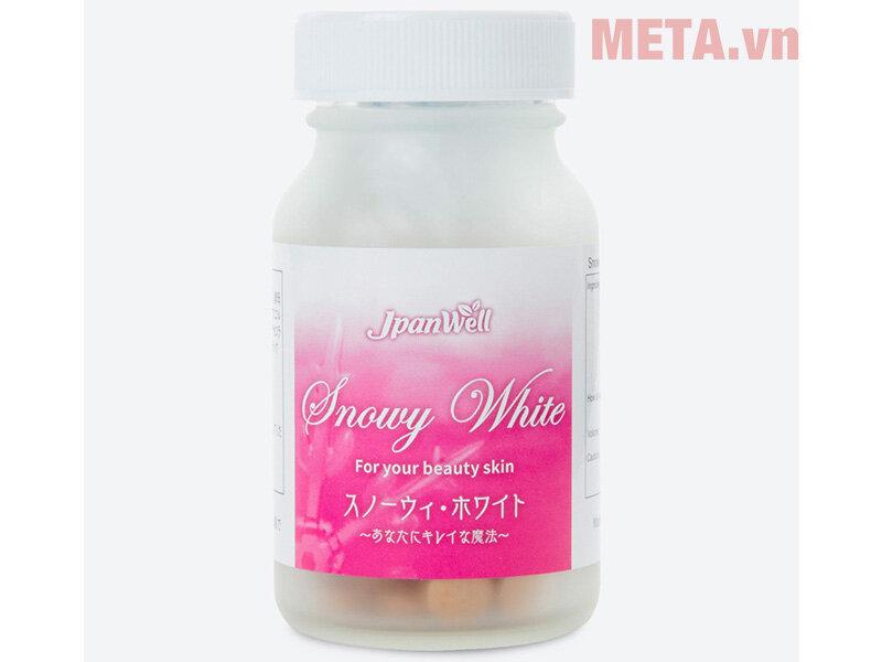 Viên uống trắng da Snowy White Nhật Bản (Hộp 120 viên)