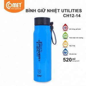 Bình giữ nhiệt Utilities Comet CH12-14 520ml