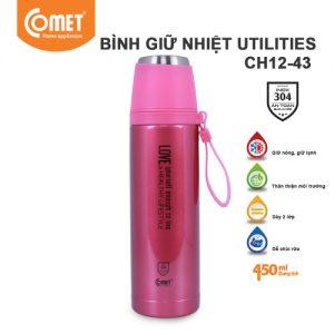 Bình giữ nhiệt Utilities Comet CH12-43 450ml