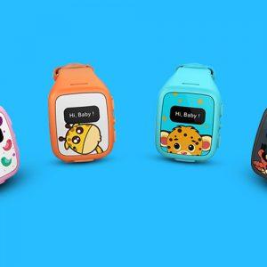 Đồng hồ định vị GPS cho trẻ em Torosi GW01
