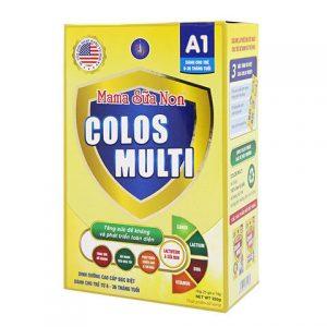 Mama sữa non Colos Multi A1 – 350g (dành cho trẻ từ 6-36 tháng)