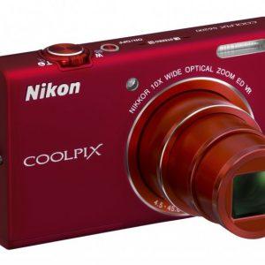 Máy ảnh kỹ thuật số Nikon Coolpix S6200 – 16 MP
