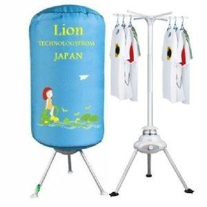 Máy sấy quần áo Lion H802 – 4,6kg, 1000W, hình tròn