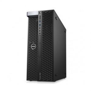 Máy tính để bàn Dell Precision 5820 Tower 70225754 – Intel Xeon W-2223, 16GB RAM, SSD 256GB + HDD 1TB, Nvidia Quadro P2200 5GB