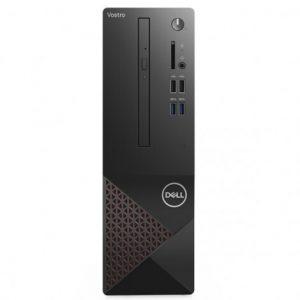 Máy tính để bàn Dell Vostro 3681ST STI36206W – Intel Core i3-10100, 4GB RAM, HDD 1TB, Intel UHD Graphics 630