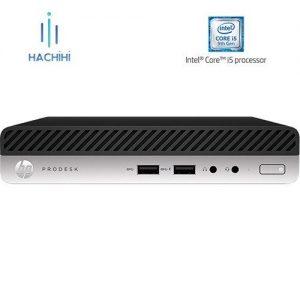 Máy tính để bàn HP ProDesk 400 G5 Desktop Mini 7YD03PA – Intel Core i5-9500T, 4GB RAM, SSD 256GB, Intel HD Graphics 630