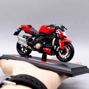 Mô hình xe Ducati Streetfighter S 1:18 Maisto