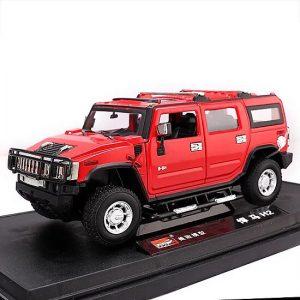 Mô hình xe Hummer H2 1:24
