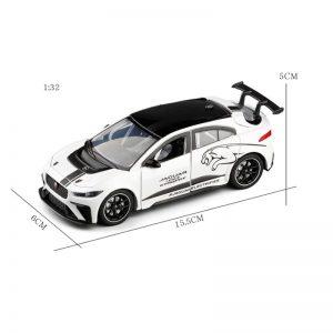 Mô hình xe Jaguar I-Pace eTrophy 1:32