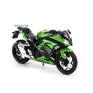 Mô hình xe mô tô Kawasaki Ninja 300 1:12