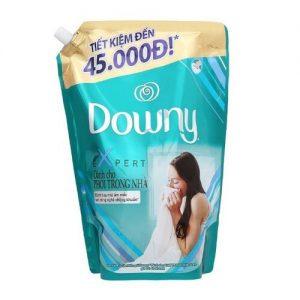 Nước xả vải Downy Expert phơi trong nhà túi 2.4 lít