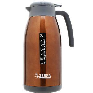 Phích – Bình giữ nhiệt Zebra 112969 Smart II – 2L