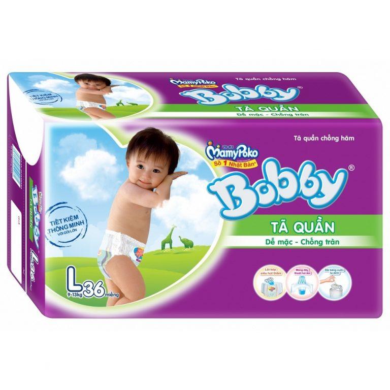 Ta quan Bobby L36 danh cho tre tu 9 13kg