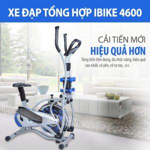 Xe đạp tập iBike 4600